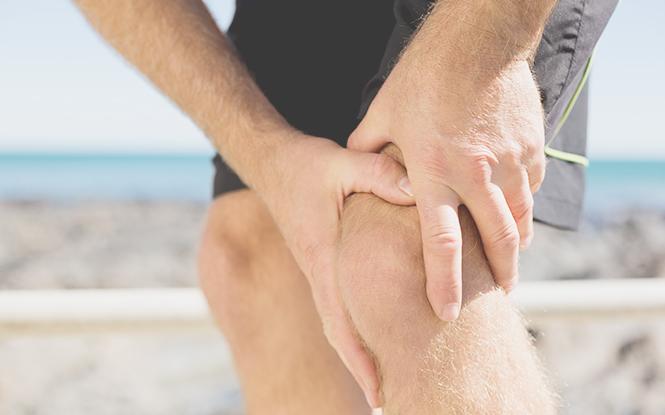 무릎통증의 증상4