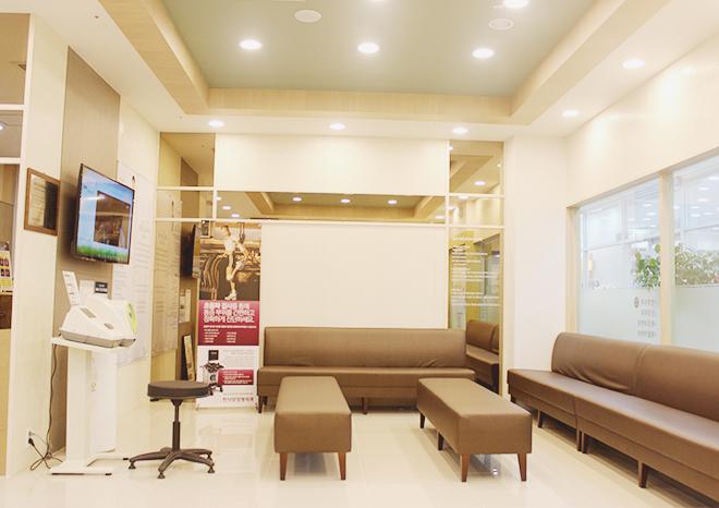 병원 로비 2